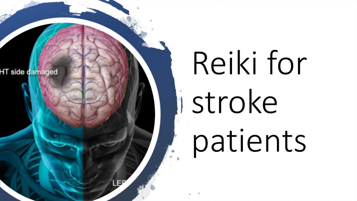 Reiki for Stroke Patients